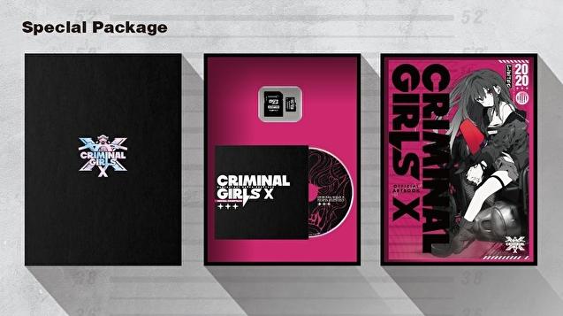 犯罪少女x游戏